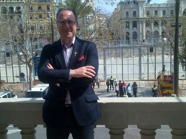EL EXDIPUTADO JUAN VICENTE PÉREZ SE POSTULA PARA DIRIGIR EL PP PROVINCIAL