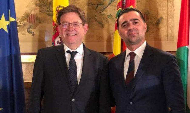 El espíritu valenciano de Walid Bashir Abuadallah