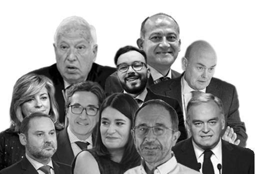 Nombres propios de la política exterior valenciana